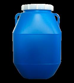 50升大开口双层塑料桶